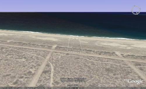 beachfront lot # 16 aguablanca north of todos santos