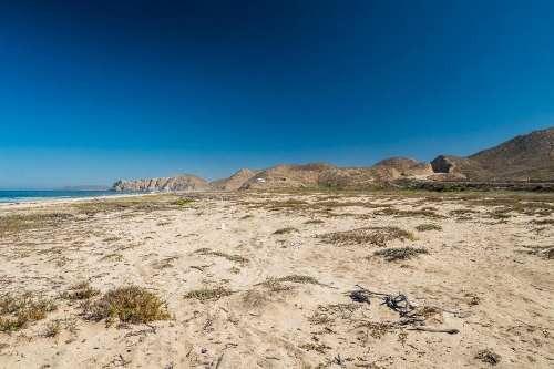 beachfront lot a elias calles demasias de san jacinto, pacific
