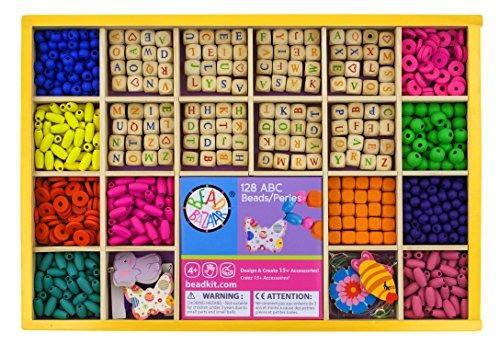 bead bazaar alphabead box