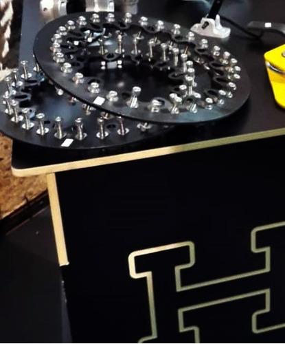 bead lock r17 p/ jeep/troller/toyota e outros (unidade)