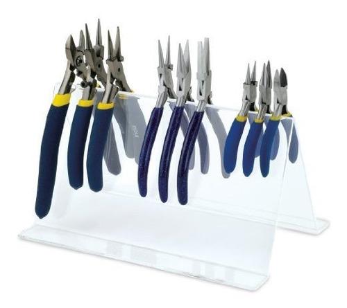 beadalon acrylic pliers rack