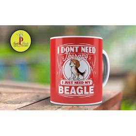 Beagle Taza Porcelana Importada Apto Microondas
