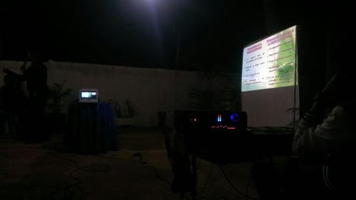 beam) eventos vídeo