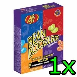 bean boozled feijõezinhos harry potter - jelly belly
