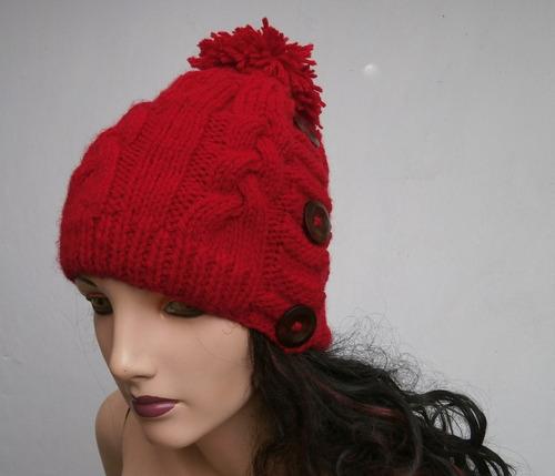 beanies gorros tejidosde lana fashion