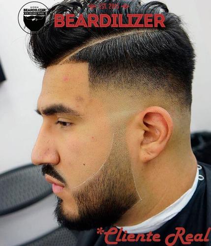 beardilizer - solución para el crecimiento de la barba