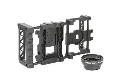 beastgrip pro + paquete de lentes gran angular