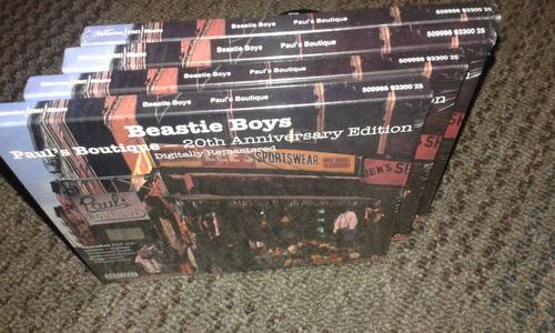 beastie boys  paul´s boutique 20th anniv cd nvo envío gratis