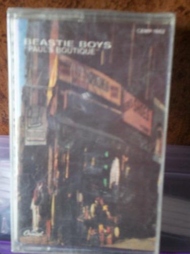 beastie boys. paul´s boutique. cassette.