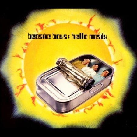 beastie boys> hello nasty.  cd lacrado.