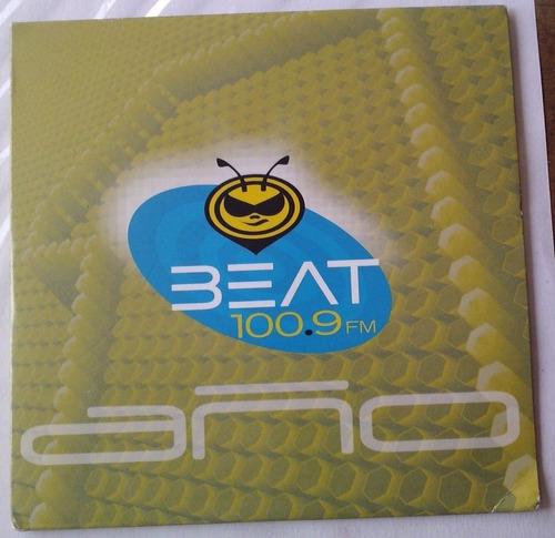 beat 100.9 fm cd promo raro cardsleeve 2005 bvf