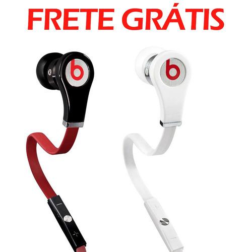 beat by dre in ear beats tours phone de ouvido fone da