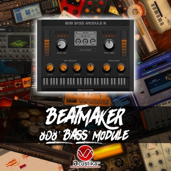 beatmaker 808 bass module