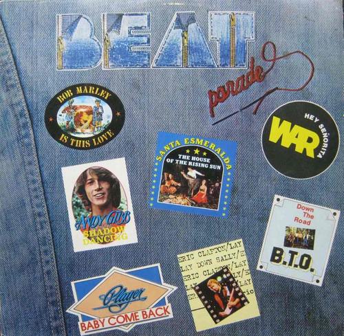 beat parade - lp rock flash back 1978 - polystar