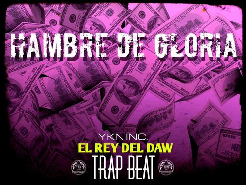 beat/ producción instrumental trap/hip hop/reggaeton