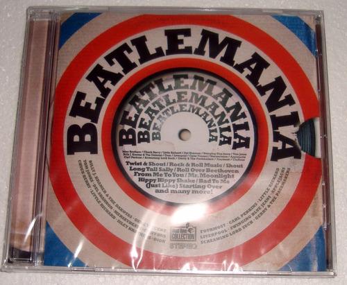 beatlemania chuck berry tom jones dion liverpool cd sellado