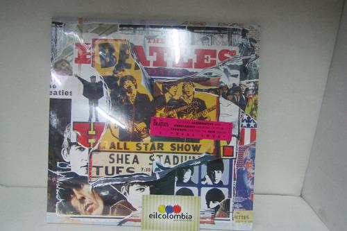 beatles antologia 2 3lp nueva sellada madein uk  eilcolombia
