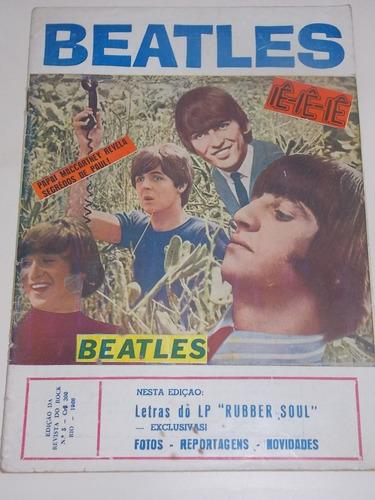 beatles edição da revista do rock 5