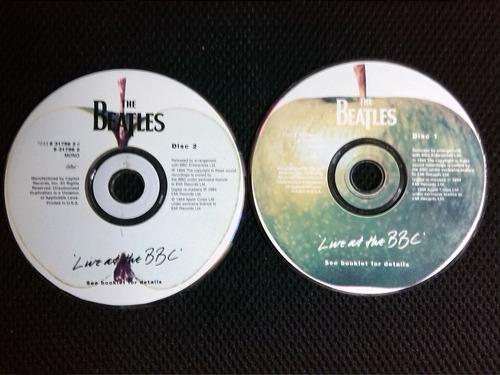 beatles live at the bbc 2 cds originales