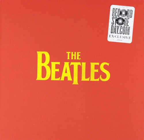 beatles - singles box set (4 vinilos 7'')