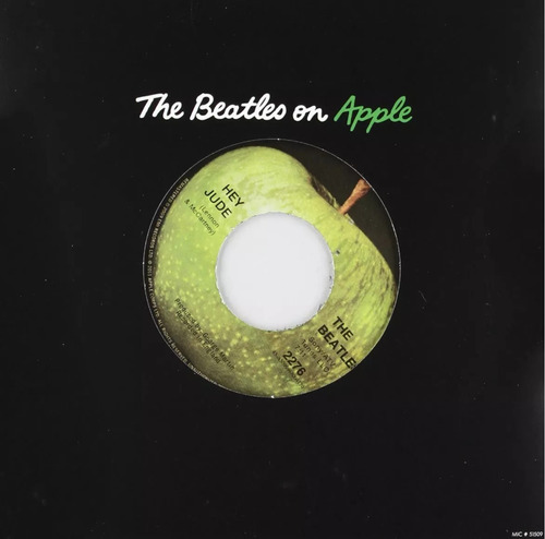 beatles - singles box set (4 vinilos 7'')