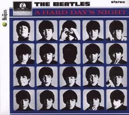 beatles the a hard day's night remaster 2009 cd nuevo