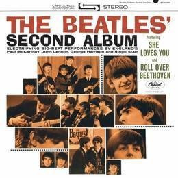beatles the beatles' second album the u.s. albums cd nuevo