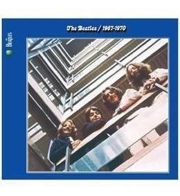 beatles the blue album remaster 2009 cd x 2 nuevo