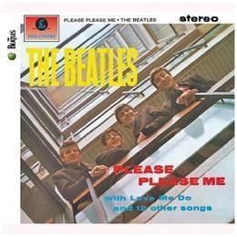 beatles the please please me remaster 2009 cd nuevo