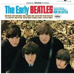 beatles the the early beatles the u.s. albums cd nuevo
