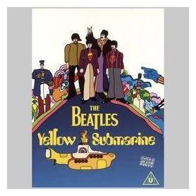 Beatles The Yellow Submarine Dvd Nuevo