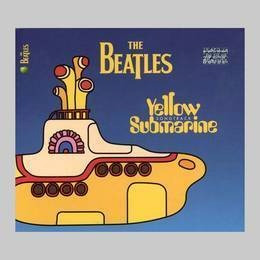 beatles the yellow submarine songtrack cd nuevo