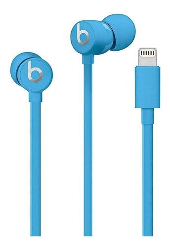 beats audífono in ear urbeats 3 lightning azul - phone store