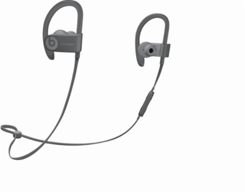 beats audífono powerbeats 3 bluetooth sport asphalt gray