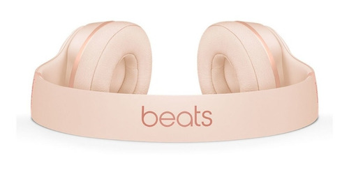 beats audífono solo 3 wireless on ear matte gold phone store