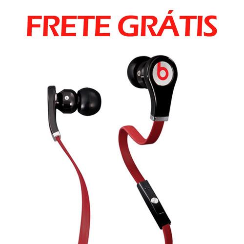 beats by dre monster earphones fone de ouvido esporte
