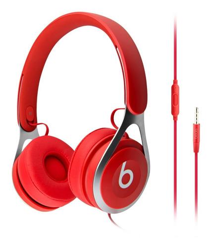 beats ep audífonos on ear con cable - rojo 1 año garantia