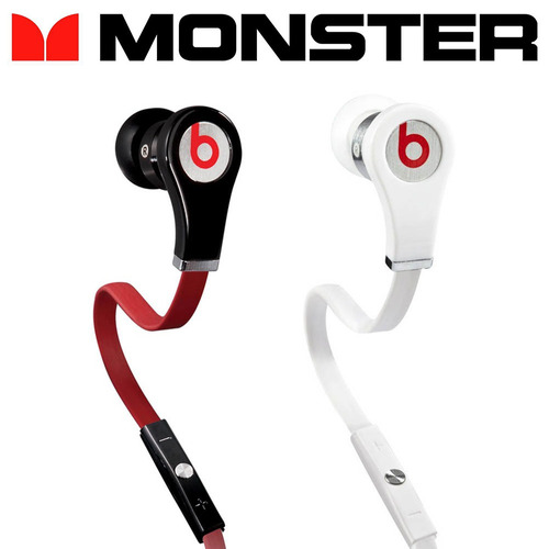 beats monster in ear  fones de ouvido da moda by dr dre