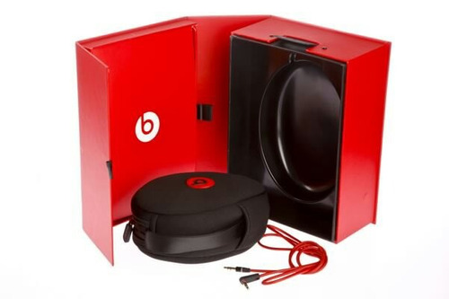 beats solo2 wired on- ear headphones nuevo y sellado negro