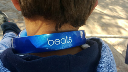 beats studio 2.0 azul