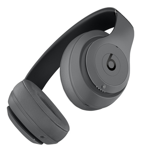 beats studio 3 audífono over-ear wireless gris - phone store