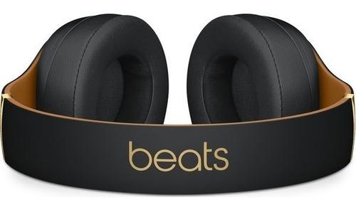 beats studio 3 audífono wireless negro - phone store