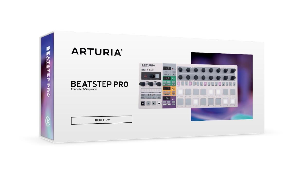 beatstep pro arturia