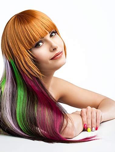 beaute galleria - paquete 11 piezas rainbow mu