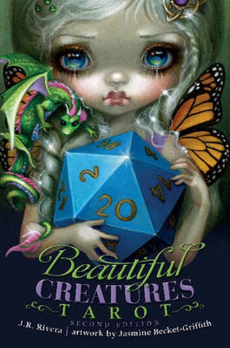 beautiful creatures tarot second edition - baralho + livro