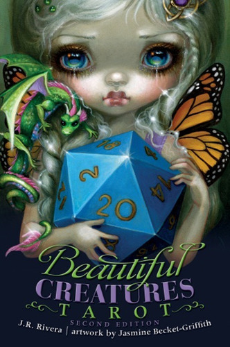 beautiful creatures tarot y libro en ingles