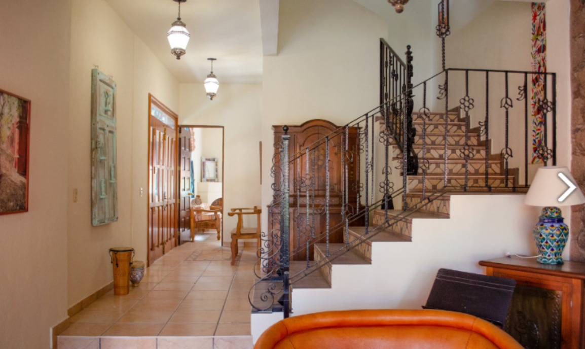 beautiful mexican classic san miguel style house close to downtown