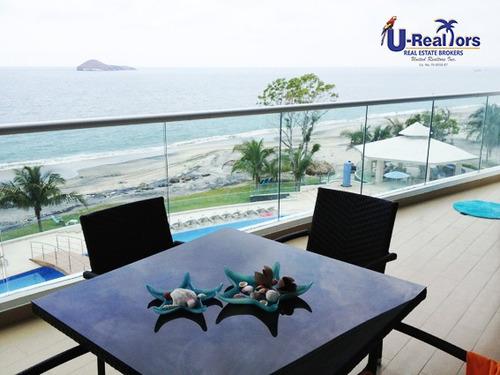 beautiful ocean front apartment in santa clara!
