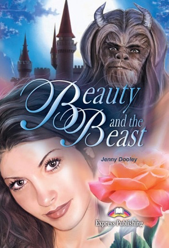 beauty and the beast - express publishing con cd y activity
