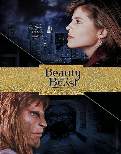 beauty and the beast  the complete series importada en dvd